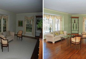 Shaker Heights Home Staging Success Story