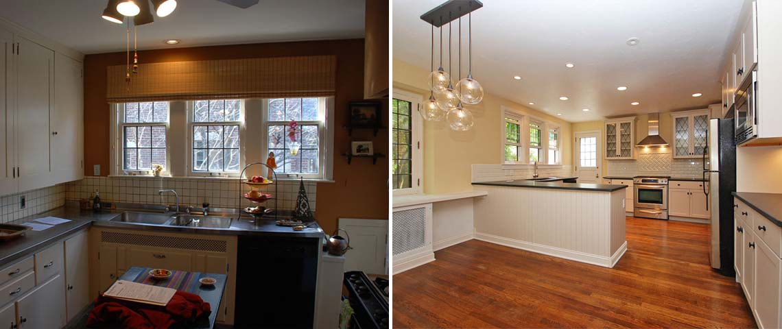 Shaker Heights Renovation Loan Home Purchase - Olsen Ziegler Realty