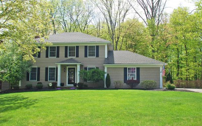 Echo Hills Brecksville Colonial Home For Sale