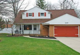 University Heights Ohio Renovated Home For Sale