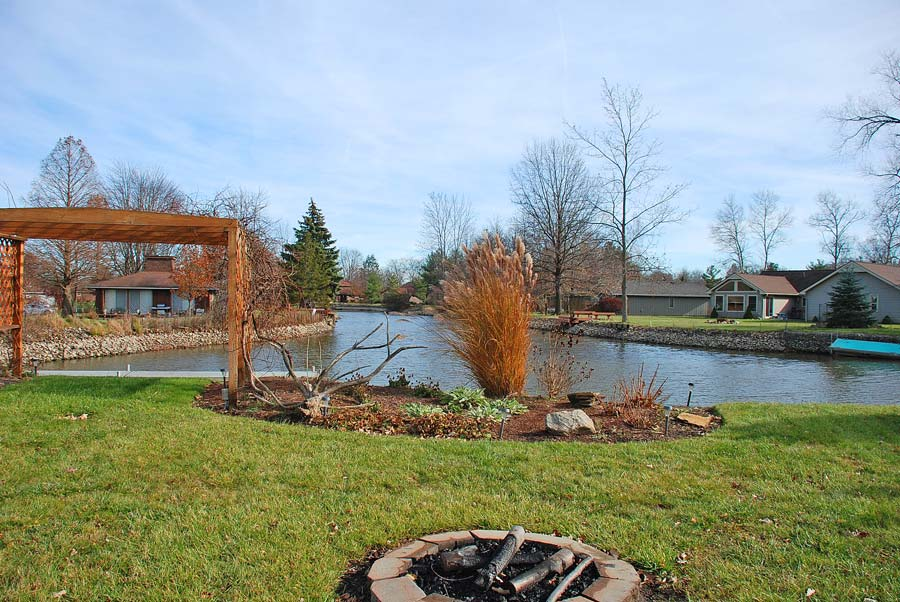 Aurora Shores Ohio Waterfront Home For Sale Olsen