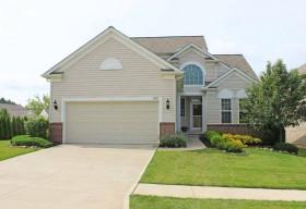 Strongsville Cluster Home For Sale