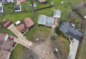 11375 Glen Oval, Parma Heights, OH 44130 - Drone Overhead Photo